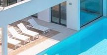Poolside Inspiration / Outdoor fabrics, design, and more