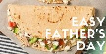 Father's Day Entertaining Ideas