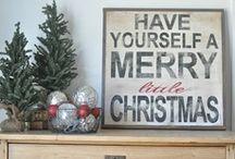 For the Christmas Season / by Emily Tuuk