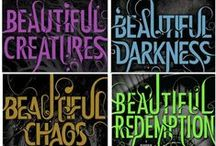Beautiful Creatures Novels / These images remind me of The Beautiful Creatures Novels (Beautiful Creatures, Beautiful  Darkness, Beautiful Chaos & Beautiful Redemption) - the #1 NYT bestselling paranormal series I co-author. The Beautiful Creatures movie premiered in theaters on February 1, 2013 & it's out on DVD.  Learn more at: www.kamigarcia.com & www.BeautifulCreaturesNovels.com. / by Kami Garcia