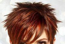 Happy hair / Hair styles & Colors / by Lisa Griggs