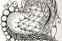 ZenTangleS / by Celeste Ellwood