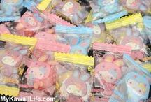 Kawaii Sweet / Cuteness you can eat. This is my home for everything kawaii, cute and edible! / by MyKawaiiLife.com