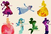 Fairytales, Magic and Make believe / Disney, Pixar and Dreamworks / by Jess