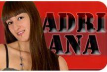 Adriana / Galería de fotos de Adriana, personaje interpretado por Jennifer Martín.