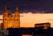 Salamanca / Las mejores instantáneas de la ciudad donde nació el proyecto y sus directores.