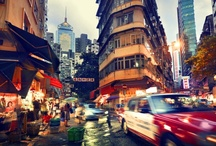 I  Hong Kong / No matter where I stay, my heart is still in Hong Kong! It's really a city that never sleeps! / by Ashley ♥ Breen