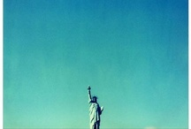 My Big Apple - New York City~* / This is where I live and I'm loving it!!  / by Ashley ♥ Breen