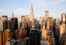 I'll Take Manhattan / The Wonderful World Of New York / by Ann Marie Mangiro Winters