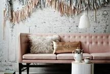 Lounging & living. / Dining rooms, living rooms, lounge areas & snugs.