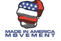 Made in America / by Vicki Ripplinger