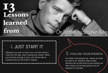 Infographics for Writers & Readers / by Kami Garcia
