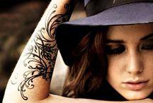 Tattoos / by Kimberly Hoffman