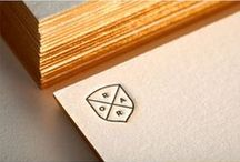 Branding. / All things related to company branding, including business cards & stationery.