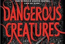 Dangerous Creatures / These images remind me of Dangerous Creatures, the first novel in the Beautiful Creatures spin-off series, coming May 20, 2014. / by Kami Garcia