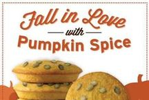 Fall in Love with Pumpkin Spice / It's officially Pumpkin Spice season! Celebrate your favorite flavor now available in your favorite snack, the limited edition Pumpkin Spice VitaTop! / by Vitalicious