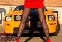 Ford Mustang / Fotos del coche del protagonista de la serie, considerado un personaje más en la historia.