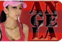 Ángela / Galería de fotos de Ángela, personaje interpretado por Naghore Maíllo.