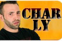 Charly / Galería de fotos de Charly, personaje interpretado por Ricardo De Matías.