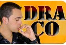 Draco / Galería de fotos de Draco, personaje interpretado por Jorge Álvarez.