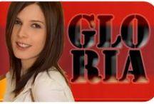 Gloria / Galería de fotos de Gloria, personaje interpretado por Aroa Blanco.