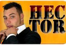 Héctor / Galería de fotos de Héctor, personaje interpretado por Luis Patriota.