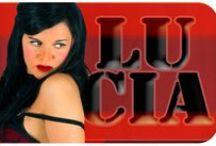 Lucía / Galería de fotos de Lucía, personaje interpretado por Lourdes Barrios.