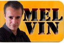Melvin / Galería de fotos de Melvin, personaje interpretado por Juan Luis Morales.