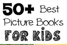 Themed Book Lists / Lists of Books for every theme. Great chapter book lists as well as picture book lists for preschool.