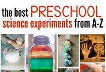 Science / STEM for Preschool / All things STEM, STEAM, and Science for Preschool kiddos.