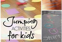 Fitness For Kids / Great ideas for making fitness fun for kids.