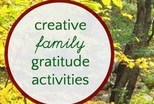 Thanksgiving Ideas for Kids / Kid crafts, games, and ideas for Thanksgiving.