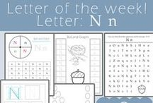 Letter J Preschool / Preschool activities, books, and crafts for the Letter J.