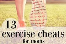 Fit Mom / Exercises, workout plans and inspiration for Moms that are trying to be fit and healthy!