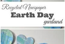 Earth Day / For all things Earth Day related from Coloring pages to crafts and books to games.