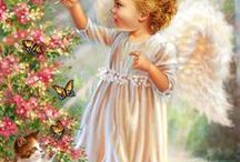 ༺♥༻Angels and Wings༺♥༻