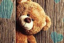 ༺♥༻My dear Teddy Bear༺♥༻
