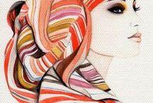 ༺♥༻Fashion Ilustrtion༺♥༻