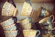 ༺♥༻Teacup and Teapot༺♥༻