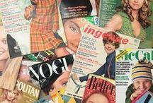 ༺♥༻Vintage Magazines & Catalogs༺♥༻