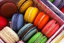 ༺♥༻Macarons༺♥༻
