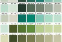 ༺♥༻Color Palettes༺♥༻