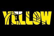 ༺♥༻black&yellow༺♥༻