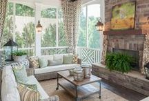 Outdoor Spaces / by Michelle Johnson