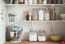 Kitchens | Dining Rooms / ♥ / by Laura Berger