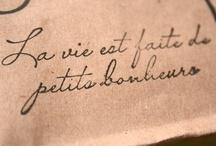 Words worth reading / by Clara Varjavandi