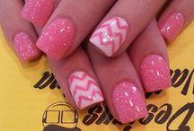 Nails / Nail designs and tips  / by Chloe Ann Hampton