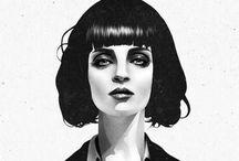 illustration / by Gabrielle Gramegna