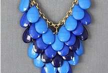 Jewelry {tutorials & inspiration} / by Sew Me State