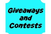Giveaways for Bloggers and Crafters / giveaways from around the world  note expiration dates  for info only #giveaways   / by Sara - Momwithahook